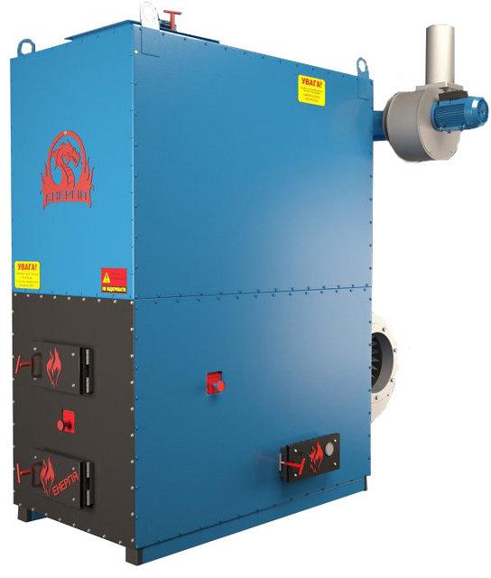 Котел воздухогрейный Дракон-Энергия ДР- 150 кВт, ЕНЕРГІЯ, Украина