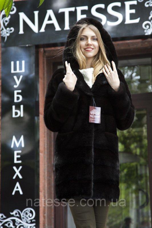 """Норковая шуба """"Далиса"""" Real mink fur coats jackets"""