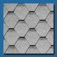 Bituminous tile of Armoshield