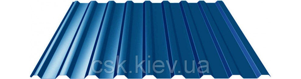 Профнастил ПК 35 Polyester 0,45