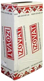 Теплоизоляционный материал Izovat 180 100мм