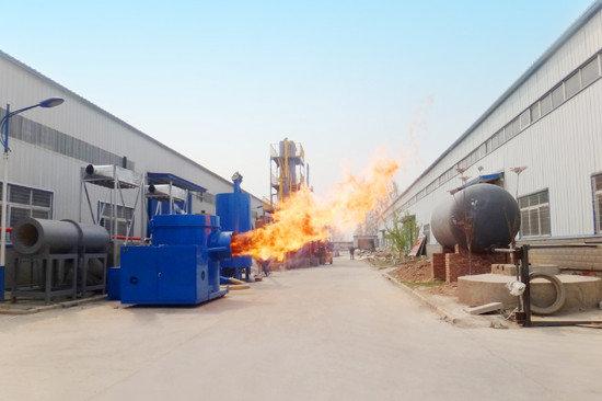 Предтопок для опилок с бункером HQ-LJ/10T - 6978 кВт