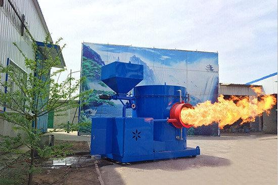 Пеллетный предтопок с бункером HQ-LK/ 0.5T - 349 кВт