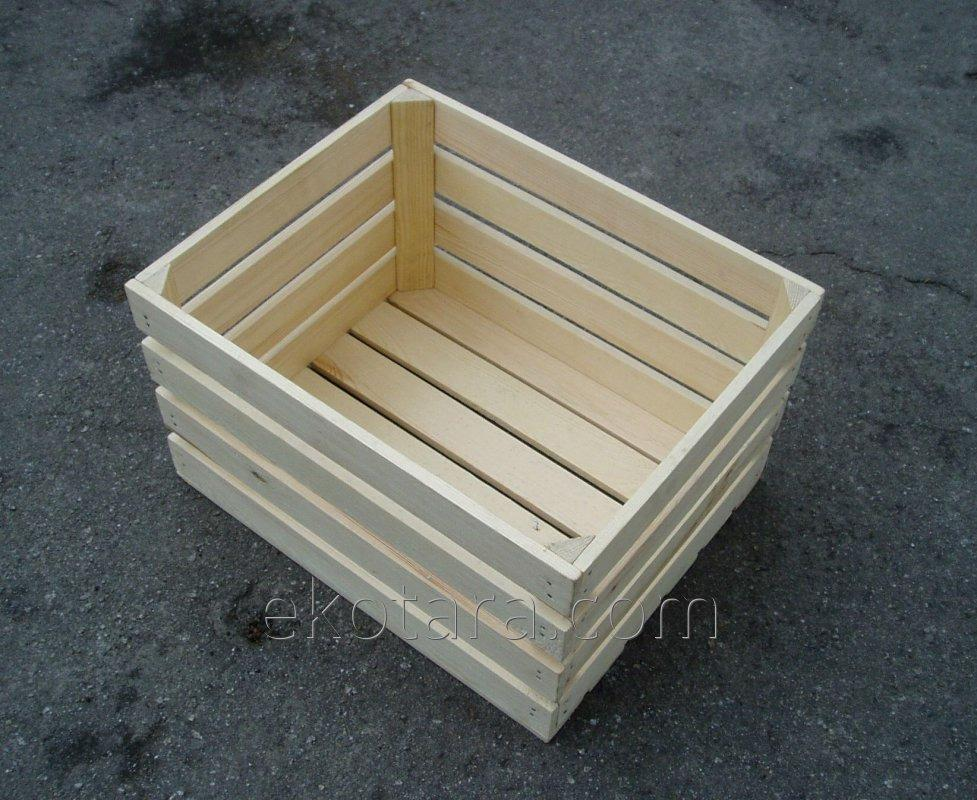 Ящик для фруктів 500х400х300