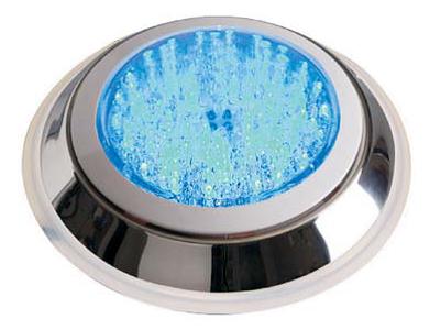 Прожектор LED- нержавеющий для бассейна AquaViva 252светодиода
