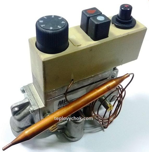 Автоматика газовый клапан MP7-743-640-136 конвектор Модуль, FEG,BEATA