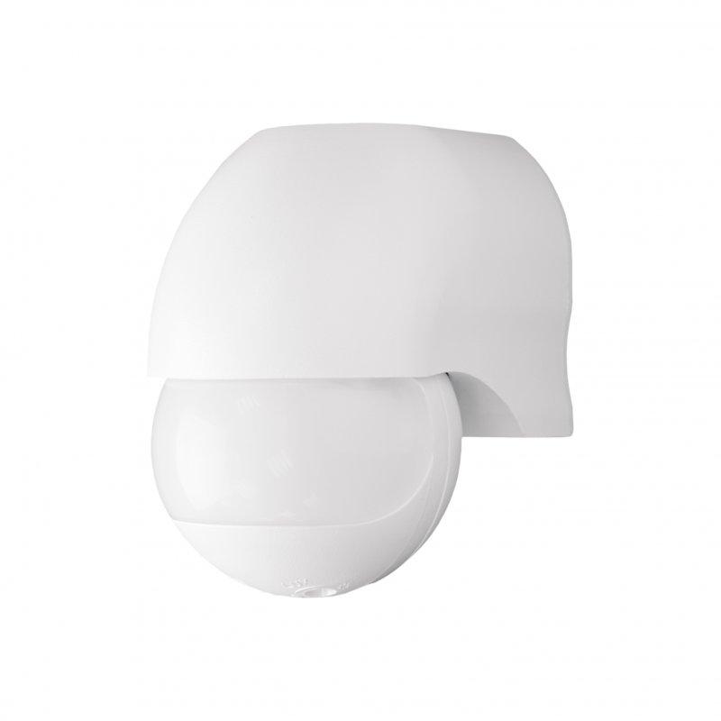 Настенный датчик движения Euroelectric Куб модерн белый
