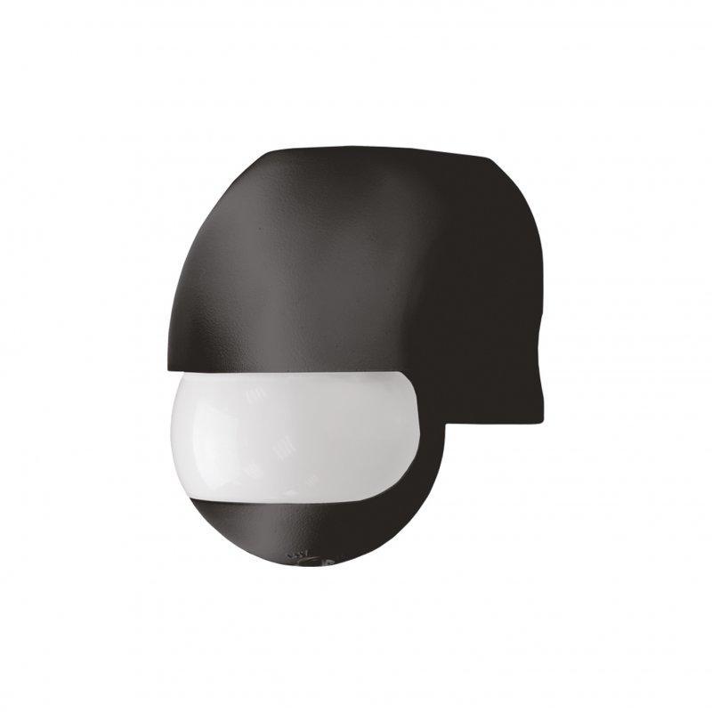Настенный датчик движения Euroelectric Куб модерн черный
