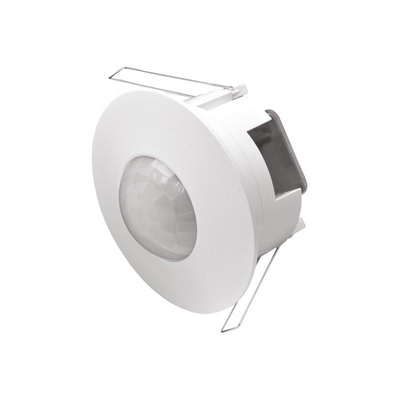 Потолочный датчик движения Euroelectric Точка XL белый