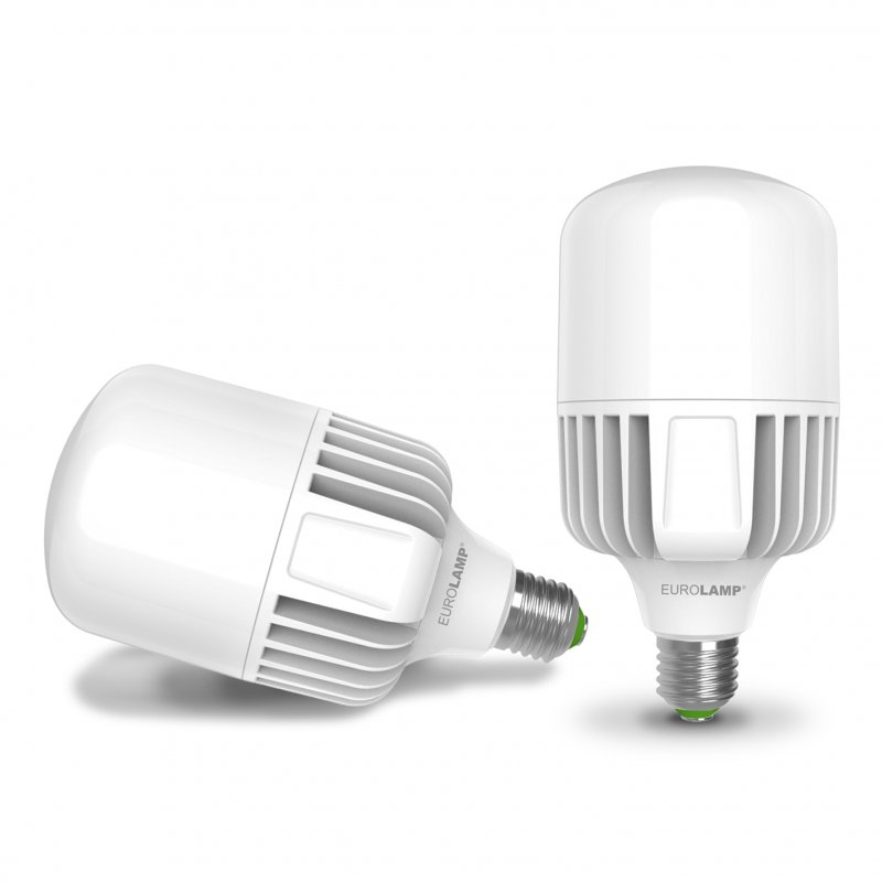 Светодиодная Eurolamp LED Лампа высокомощная 100W E40 6500K