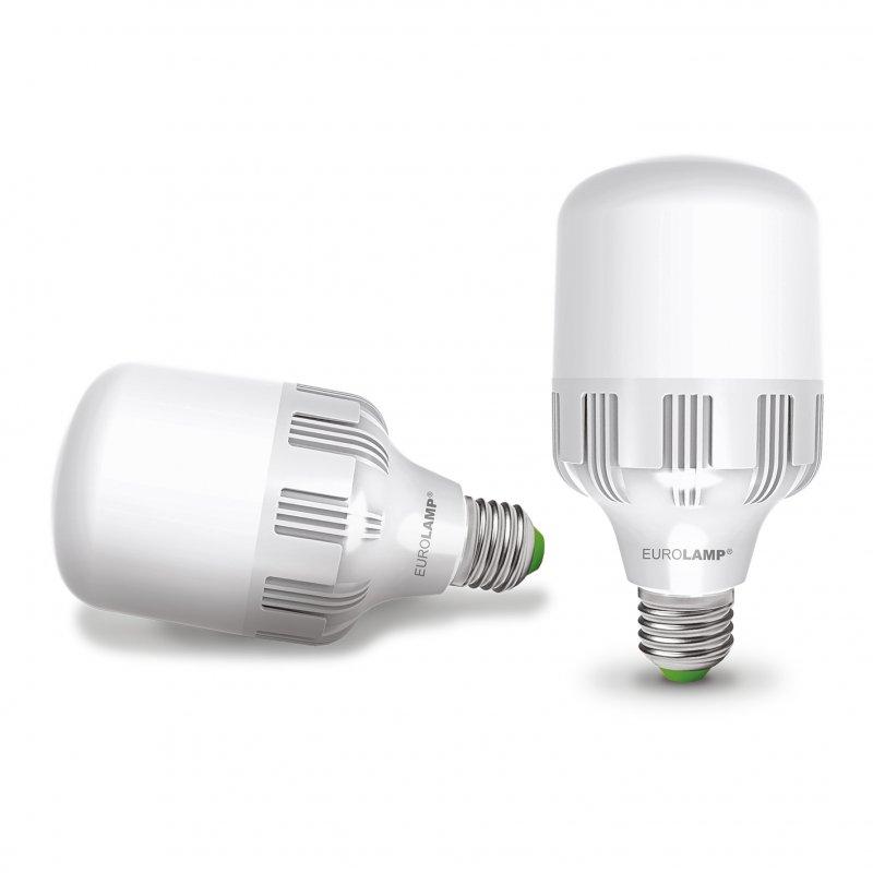 Светодиодная Eurolamp LED Лампа высокомощная 30W E27 6500K