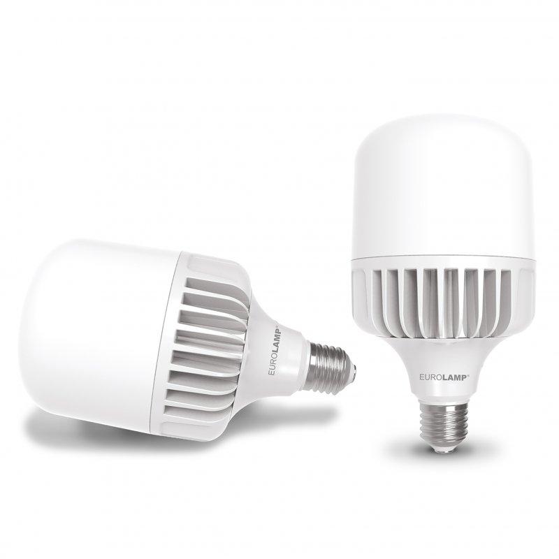 Светодиодная Eurolamp LED Лампа высокомощная 40W E27 6500K