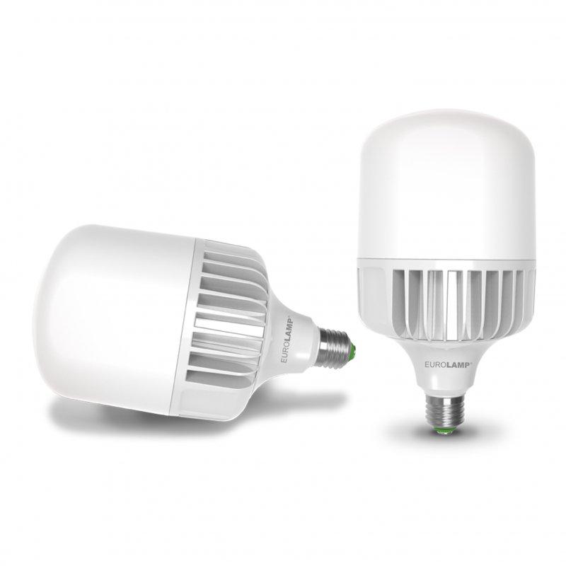 Светодиодная Eurolamp LED Лампа высокомощная 50W E40 6500K
