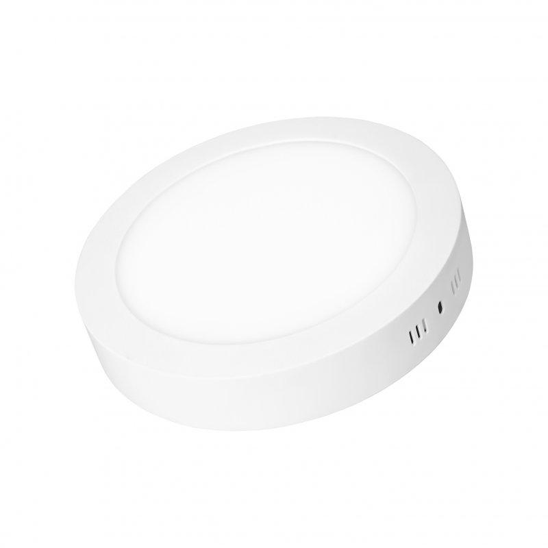 Светодиодный Eurolamp LED Светильник круглый накладной Downlight 6W 4000K