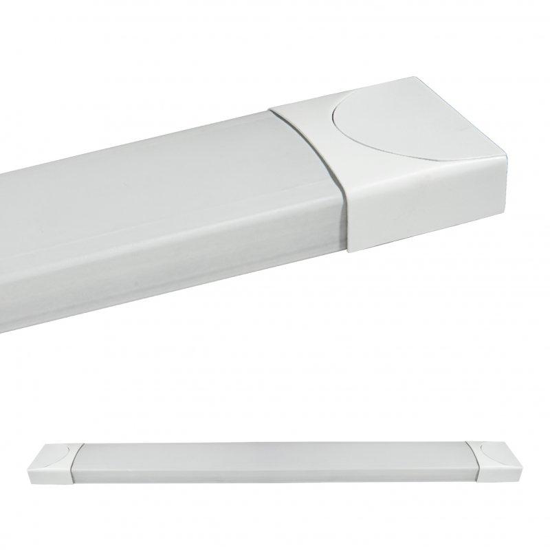 Светодиодный Eurolamp LED Светильник линейный IP65 17W 6500K 0.6m