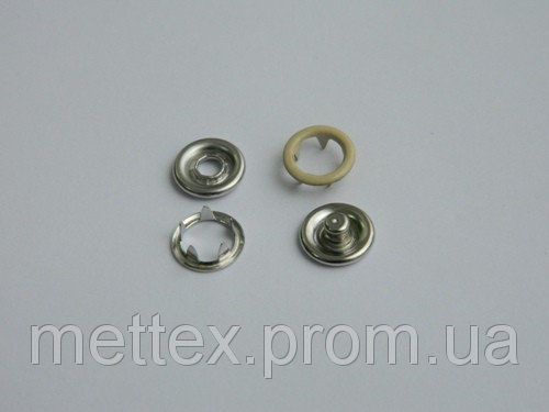 Buy Button of 9,5 mm No. 345-bezh