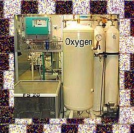 Кислород жидкий и газообразный