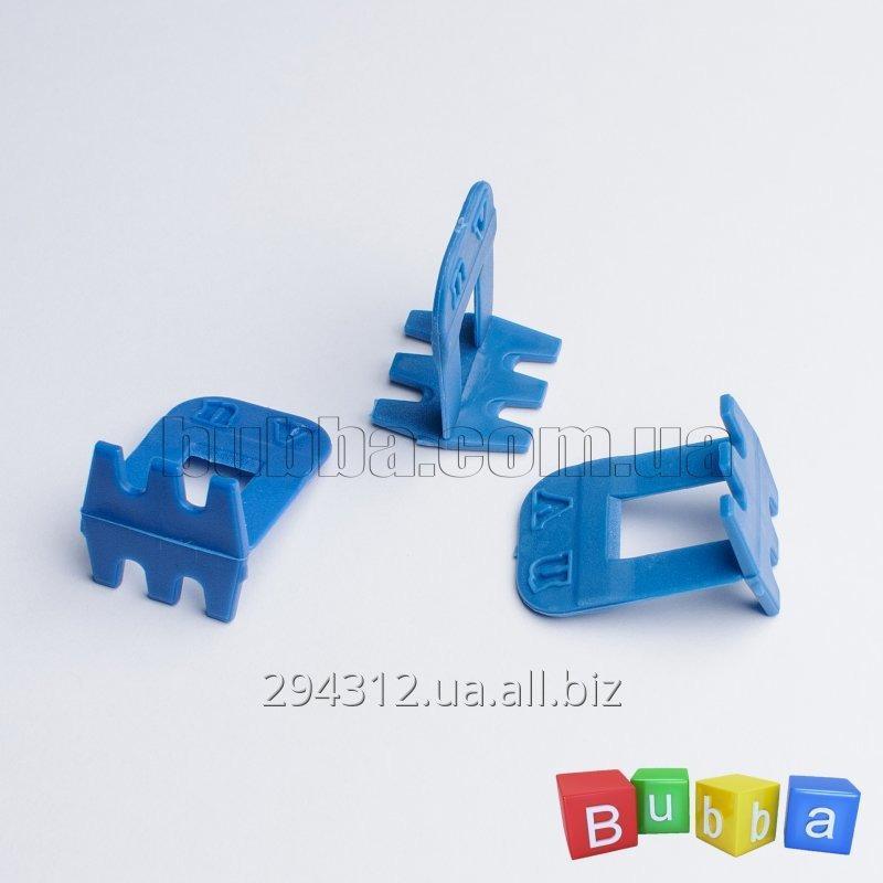 Buy SVP noVa clips with a seam of 1 mm (500 pieces)
