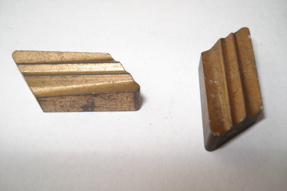 Купить Пластина твердосплавная сменная 08116-190615 ВК8 левая
