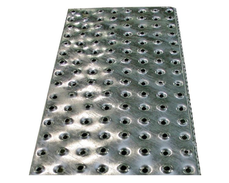 Купить Альтернативная версия ступеней KRAUSE перфорированный стальной лист 600 мм