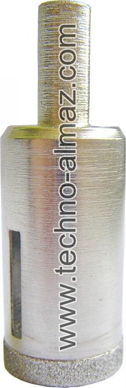 Алмазное сверло D 24 мм