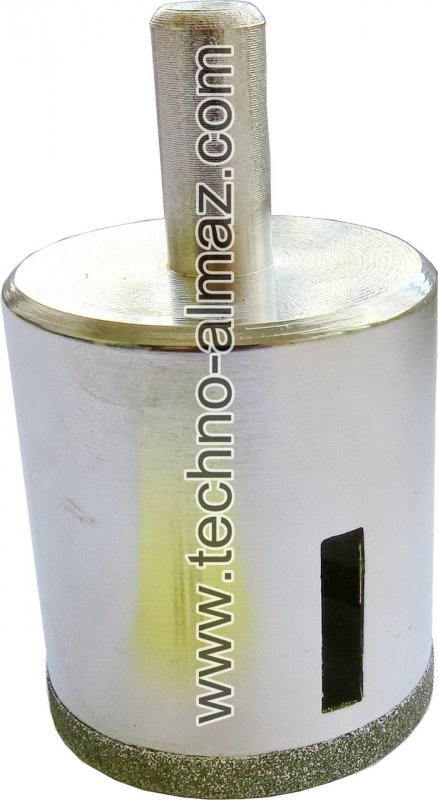 Алмазное сверло D 40 мм
