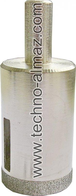 Алмазное сверло D 28 мм