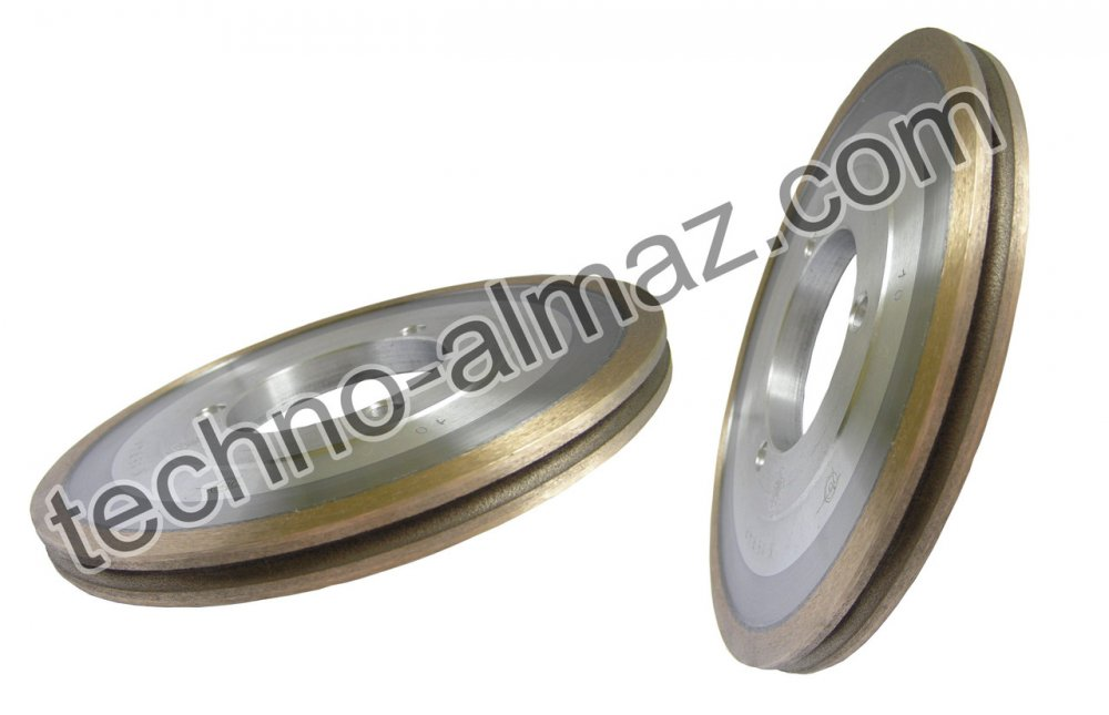 Алмазные круги 14F6V 175 мм