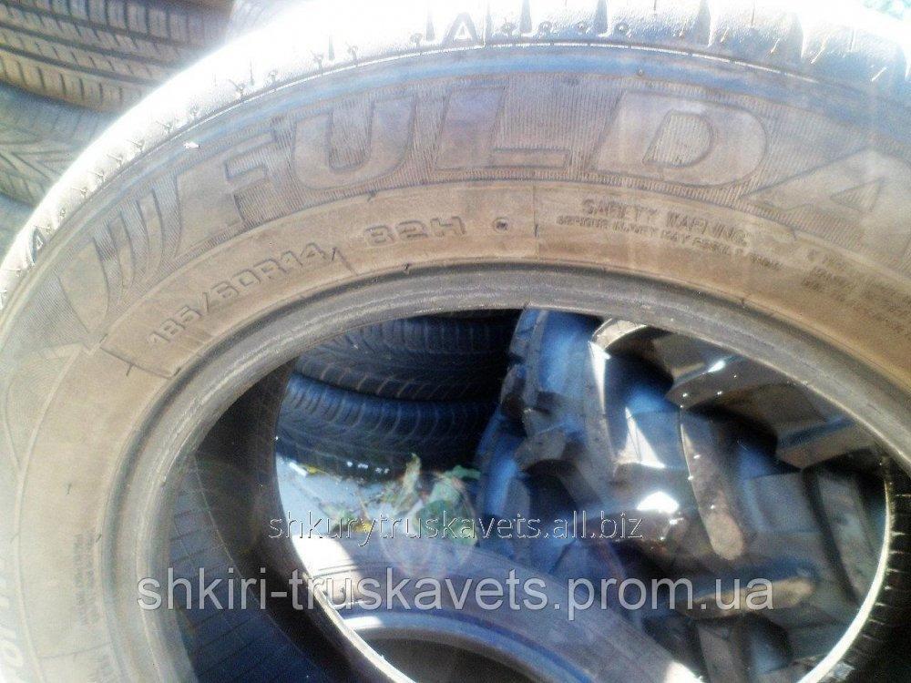 Купить Автомобильные шины Fulda Ecocontrol HR 185/60 R14, б\у, код 1732
