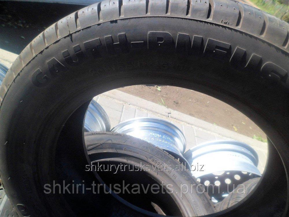 Купить Шины автомобильные Gauth - pneus, 205/55 R16, баргун, код 1710