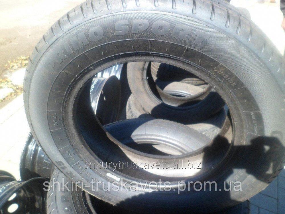 Купить Шины автомобильные Primo sport, Gaut - Pneu 195/65 R15, б\у, код 1705