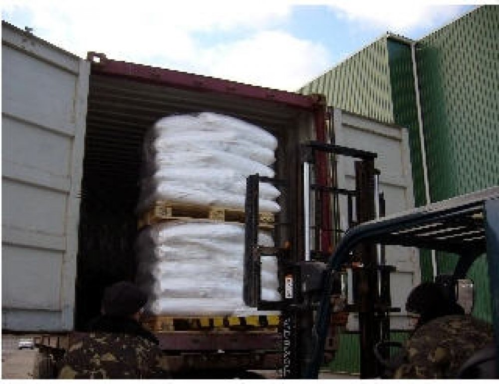 Production ammonium nitrate EuroChem, fertilizers