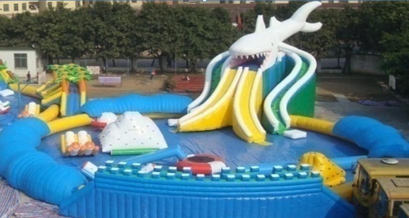 """Buy Aquapark """"Shark"""