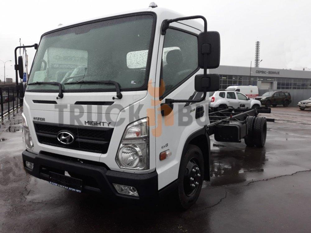 Автомобиль грузовой Hyundai EX8 шасси