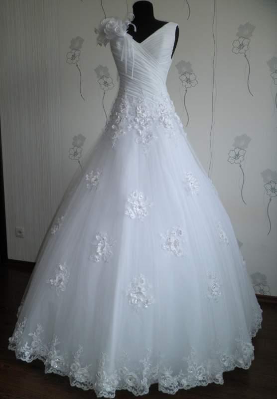 215b765c4b59ec Весільні плаття недорого. Модель №200 купити в Хмельницький