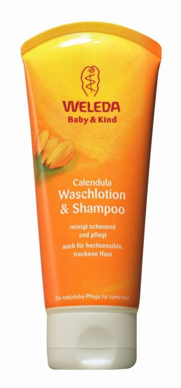 "Buy Body and hair shampoo-gel Weleda ""Calendula"