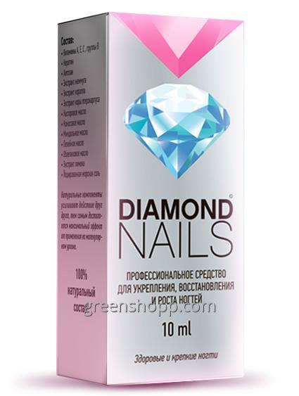 Купить Для укрепления и роста ногтей Diamond Nails Даймонд Нейлс