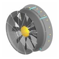 Купить Вентиляторный блок D.815-46VPL