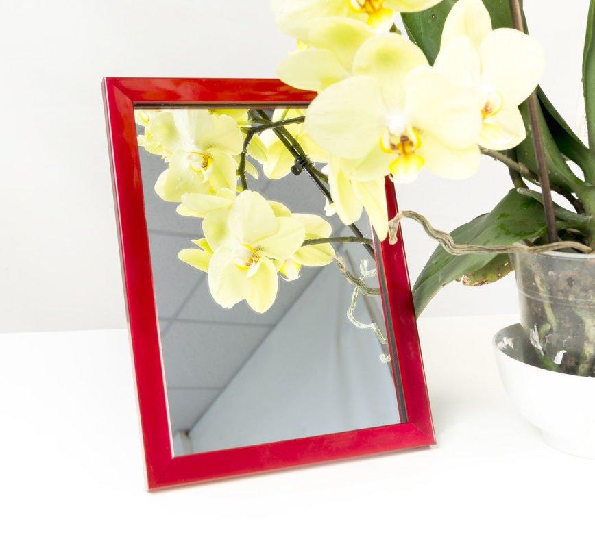 Зеркало в багете, 1611-20 -13*18