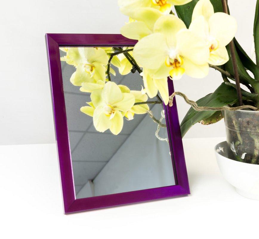 Зеркало в багете, 1611-37 -10*15