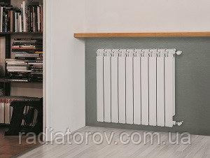 Биметаллические радиаторы Global (Италия)