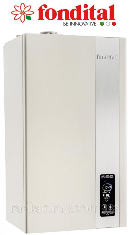 Конденсационный газовый котел Fondital Itaca Condensing KRB 28 (Италия) одноконтурный