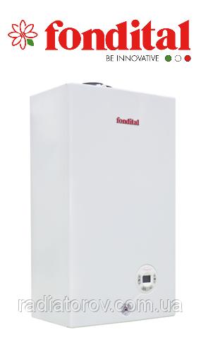 Газовый настенный котел Fondital Minorca CTFS 9 кВт, 2-х контурный, турбо (Италия)