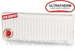Стальные радиаторы Ultratherm 22 тип 300/2000 с боковым подключением (Турция)