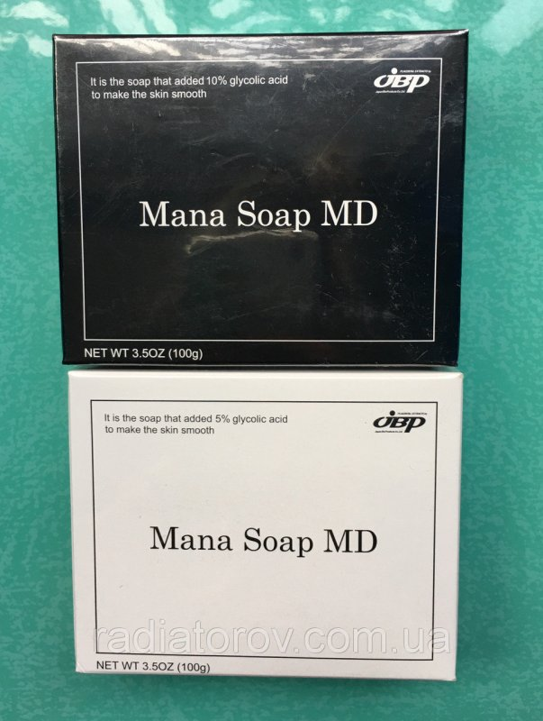 Мыло MANA SOAP MD 5