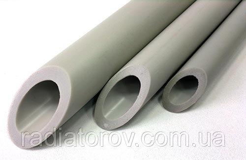 Трубы полипропиленовые ø63 PN20 для холодного и горячего водоснабжения