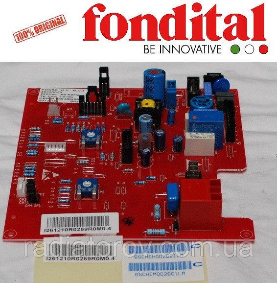 Плата управления Opentherm Genius (Victoria) Fondital/Nova Florida