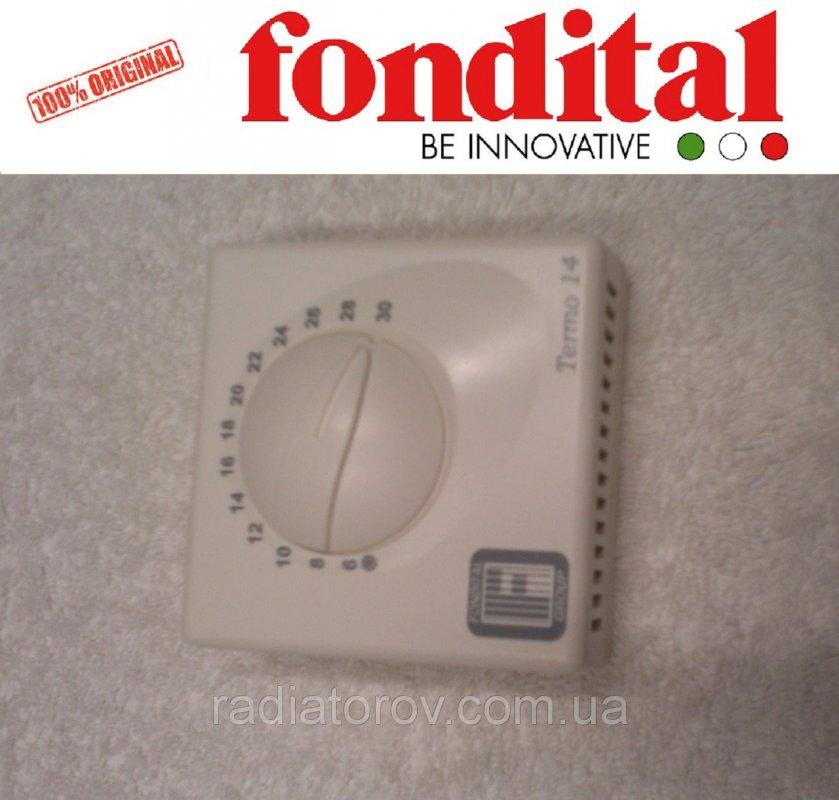 Электромеханический комнатный термостат Fondital