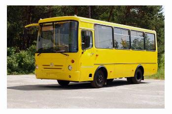 Городской наземный транспорт: автобус А074 городской, Черниговский автозавод, Украина