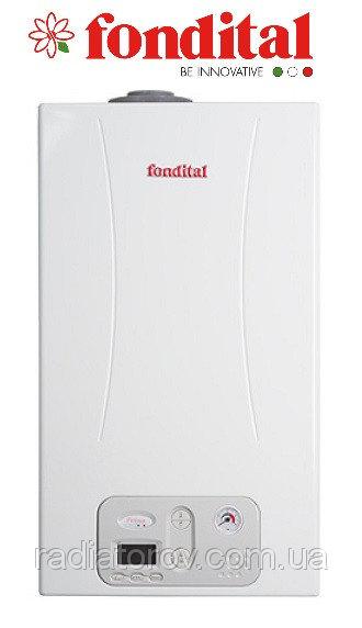 Газовый котел Fondital Antea CTN 24 AF двухконтурный, дымоходный (Италия)